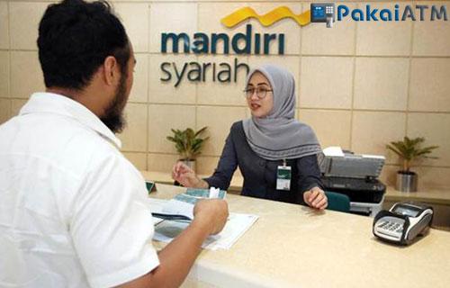 Cara Daftar atau Aktivasi SMS Banking Mandiri Syariah