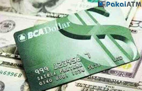 Cara Membuat BCA Dollar