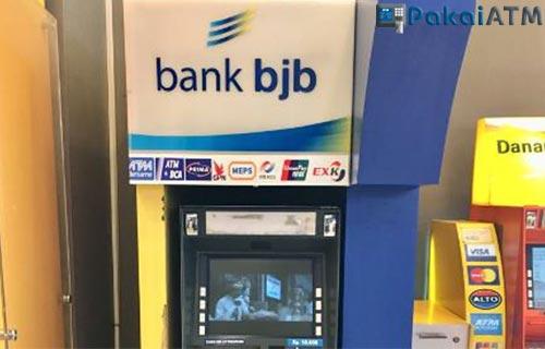 Daftar SMS Banking lewat ATM