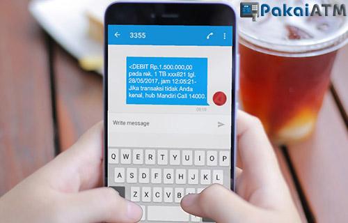 Cara Mengatasi SMS Banking Mandiri Terblokir