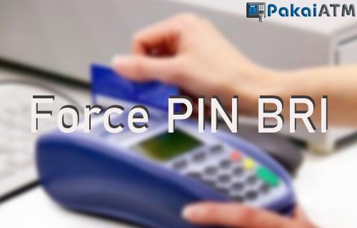 Force PIN BRI atau Response Code Mengapa Muncul Cara Mengatasi Terbaru