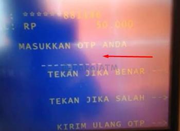 Masukkan Kode OTP