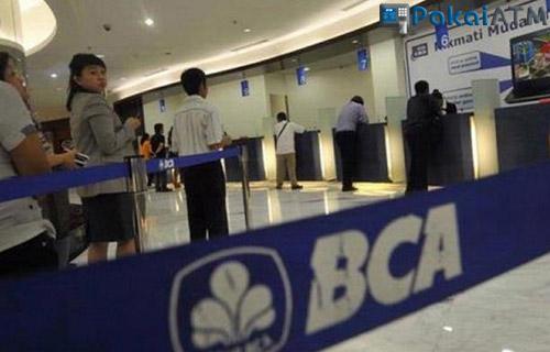 Mengatasi dengan Datang ke Kantor Bank BCA
