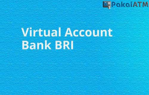 Apa Itu Virtual Account BRI