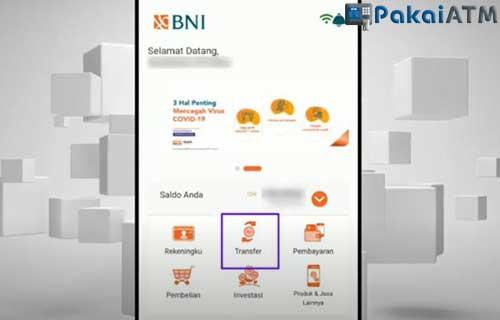 Buka Aplikasi BNI Mobile