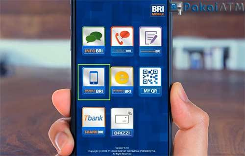 Buka Aplikasi BRI Mobile 1