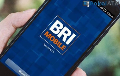 Cara Ganti PIN ATM BRI Lewat BRI Mobile