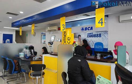 Datang Langsung ke Kantor Bank BCA