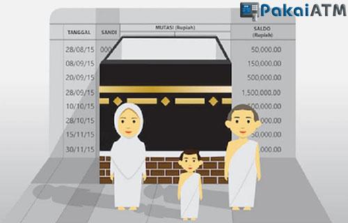 Fasilitas Keuntungan Tabungan Haji