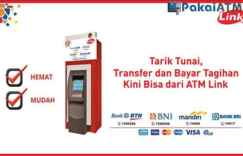 Fitur ATM Link
