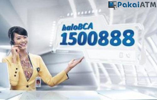 Hubungi Pihak Bank BCA