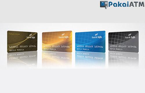 Jenis Jenis Kartu ATM Bank BJB