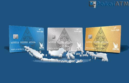 Jenis Kartu ATM BJB