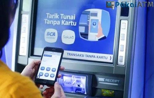 Limit Mengambil Uang Tanpa Kartu ATM