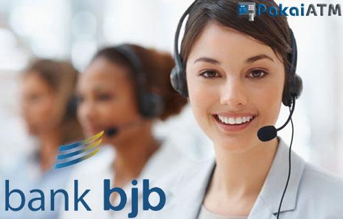 Menghubungi Call Center BJB