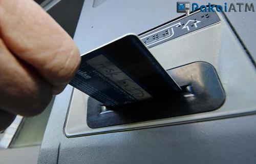 Penyebab Plastik Kartu ATM Terkelupas