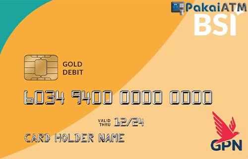 ATM BSI GPN Gold
