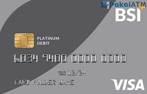 ATM BSI Visa Platinum