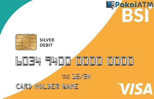 ATM BSI Visa Silver