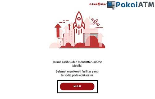 Aktivasi JakOne Mobile Telah Berhasil