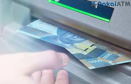 Batas Maksimal Mengambil Uang Tanpa Kartu di ATM Bank DKI