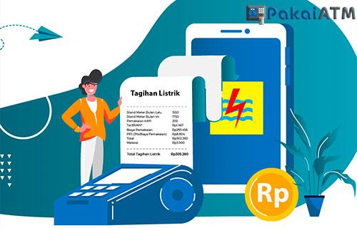 Biaya Bayar Tambah Daya PLN Lewat ATM Mandiri
