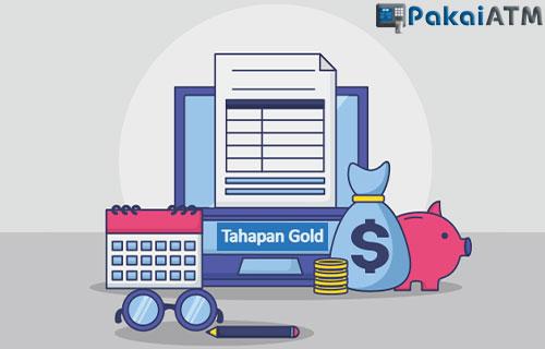 Biaya Tahapan Gold BCA