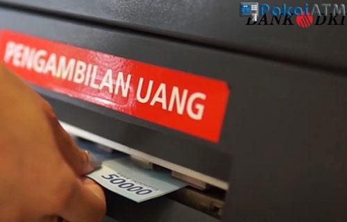 Biaya Transaksi ATM Bank DKI