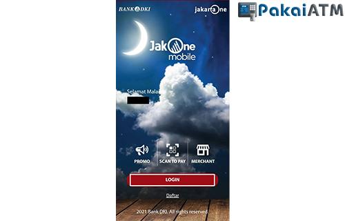 Buka Aplikasi JakOne Mobile