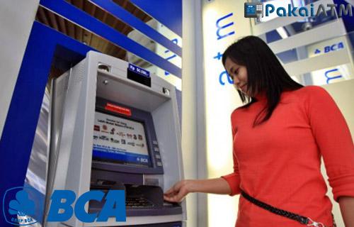 Cara Bayar NPWP lewat ATM BCA