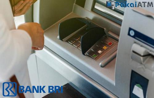 Cara Bayar NPWP lewat ATM BRI