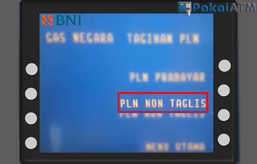Cara Bayar Tambah Daya PLN Lewat ATM BNI
