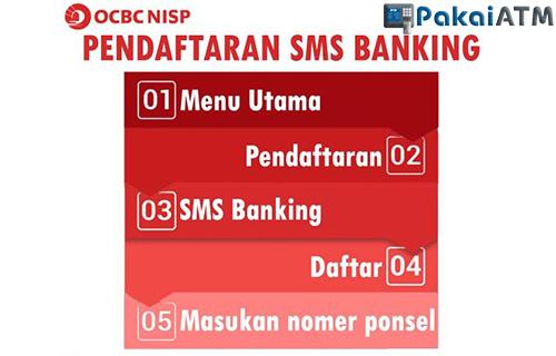 Cara Daftar SMS Banking OCBC NISP