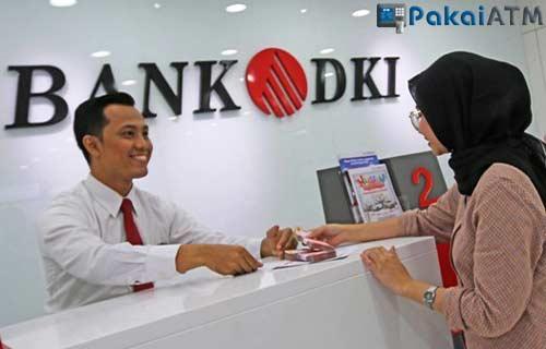 Cara Setor Tunai Lewat Teller Bank DKI