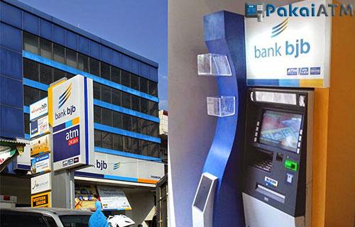 Cek Saldo ATM BJB lewat Mesin ATM