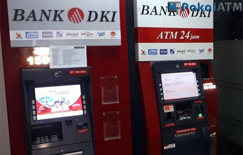 Datang ke Gerai ATM Bank DKI