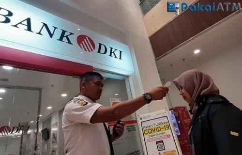 Jadwal Operasional Bank DKI Selama PSBB