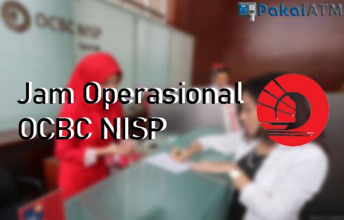 Jam Operasional OCBC NISP