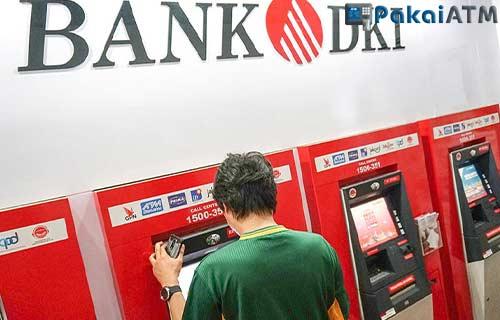 Kunjungi Gerai ATM Bank DKI