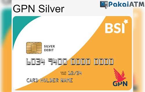 Limit ATM GPN Silver