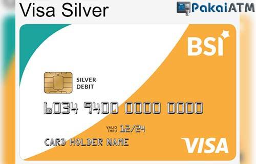 Limit ATM VISA Silver