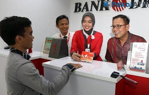 Limit Transfer Bank DKI