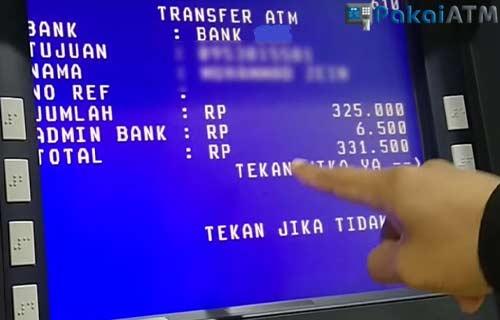 Periksa Rincian Transaksi