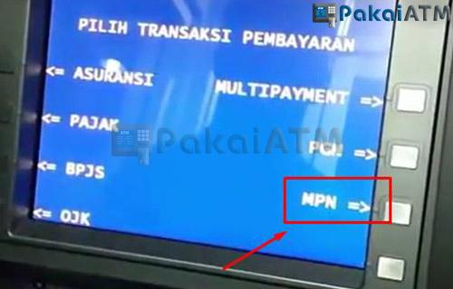 Pilih MPN
