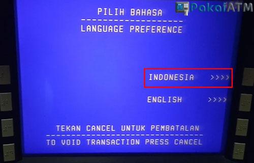 Pilih Opsi Bahasa