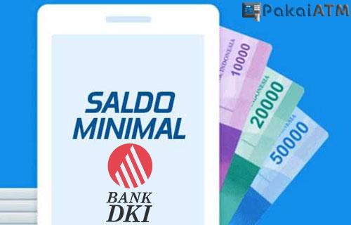 Saldo Minimal Bank DKI