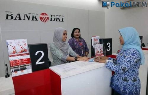 Setoran Awal Buka Rekning Bank DKI
