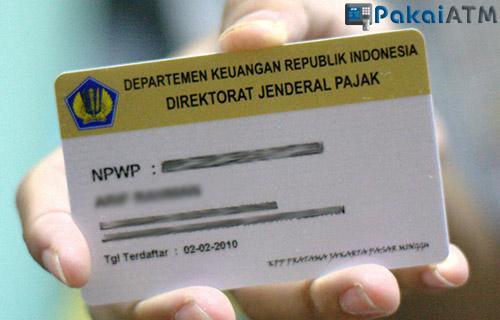 Syarat Bayar NPWP Lewat ATM Mandiri