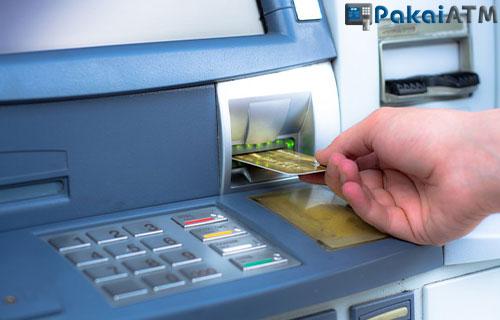 4. Bertransaksi Dengan Mesin ATM Lain