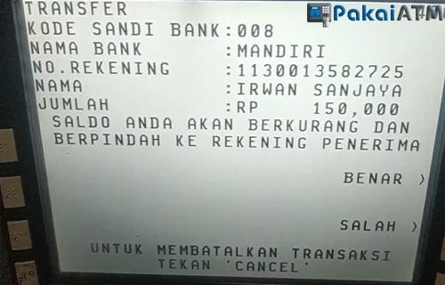 9. Konfirmasi Pembayaran